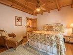 Bedroom Three - Queen size pillow top bed