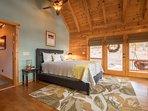 Bedroom Two - Queen size pillow top matress