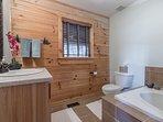 Bedroom Two Bathroom -