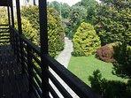 Accogliente villa con giardino