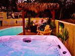 $20,000. investment to make you feel relaxed and in a Caribbean. Tropical Tiki!