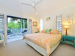 Master Ensuite Bedroom with Private Balcony
