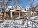 This property is only a short stroll from the splendors of downtown Boulder.