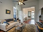Your New Orleans holiday begins at this historic apartment!