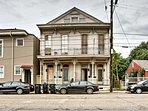 This home is perfectly situated for you to enjoy all that NOLA has to offer.
