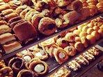 Classic Danish pastries