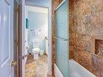King Jack & Jill Bathroom