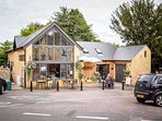 Blockley has a well regarded community owned shop and cafe