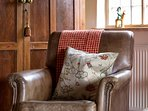 Stylish, traditional furnishings