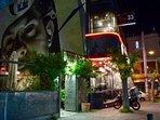 Bars and restaurants at Gazi / Kerameikos area