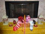 We provide house socks ;-)