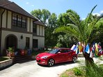 Welcome to our international Swiss Floridian BNB Homestay home :-)