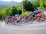 Tour of Croatia, Opatija - Poklon (Učka Nature Park), the 'royal stage' of the race