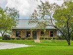 Elegant Cabin that sits on the Esteemed beautiful NRS Texas Ranch