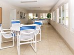 Clubhouse for all your gatherings. See the office if you wish to reserve for a family get together.  There is a...