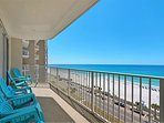Majestic Sun 701B - Gulf View Private Balcony