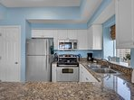 Majestic Sun 701B - Kitchen Feat. Stainless Steel Appliances