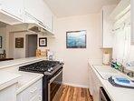 Bayside Bungalow - Kitchen Appliances