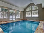 The Great Escape - Indoor swimming pool