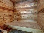 The Great Escape - sauna