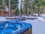 The Great Escape - private hot tub