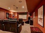 The Great Escape - Theatre room