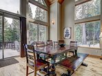 The Great Escape - Dining room table