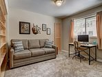 Tahoe Frost  - Office sofa sleeper