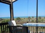 BEACHFRONT | Beautiful | Relaxing Views of the Gulf | Little Gasparilla Island