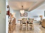 Edgewater Beach Resort 1009-2-Dining Area