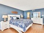 Edgewater Beach Resort 1009-2-Master Bedroom