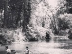 swim in our creek