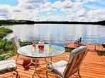 Lakeside Deck