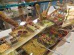 Mmmm! The buffet at Viejas Casino!