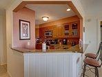 Wrightsville Dunes 1C-G Kitchen