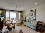 Wrightsville Dunes 1C-G Living Room