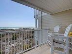 Wrightsville Dunes 2C-H Balcony