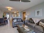 Wrightsville Dunes 2C-H Living Room