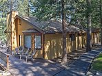 Enjoy the ample space and peace at this South Lake Tahoe property!