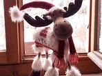 'Rudolph' La mascotte de la chambre