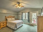 Sleep soundly in one of the home's 3 cozy bedrooms!