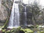 La cascade de Montépile