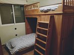 4th bedroom with bunks