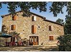 5 bedroom Villa in Campersalle-Canalicchia, Umbria, Italy : ref 5523741