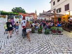 Old Town Nin