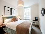 Standard one Bed Apartment - Bedroom