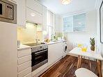 Standard one Bed Apartment - Kitchen