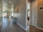 Down the hall you'll find 3 bedrooms ready to deliver a sound night's sleep.