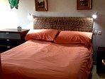 Sängen i Master sovrum