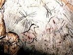 Cueva de la Pileta, arte rupestre, a 6 km de Casa Martijín.